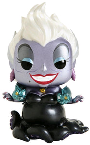 POP! Little Mermaid: Ursula Metallic