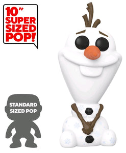 POP! Frozen 2: Olaf 10