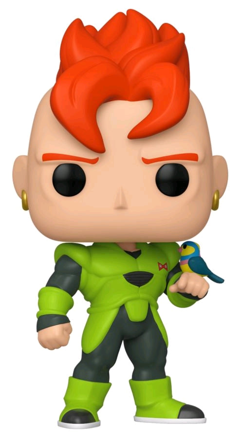 POP! Dragonball Z: Android 16