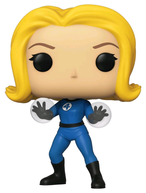 POP! Fantastic 4: Invisible Girl