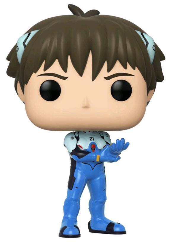 POP! Evangelion: Shinji Ikari