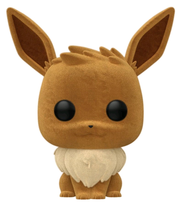 POP! Pokemon: Eevee Flocked E!