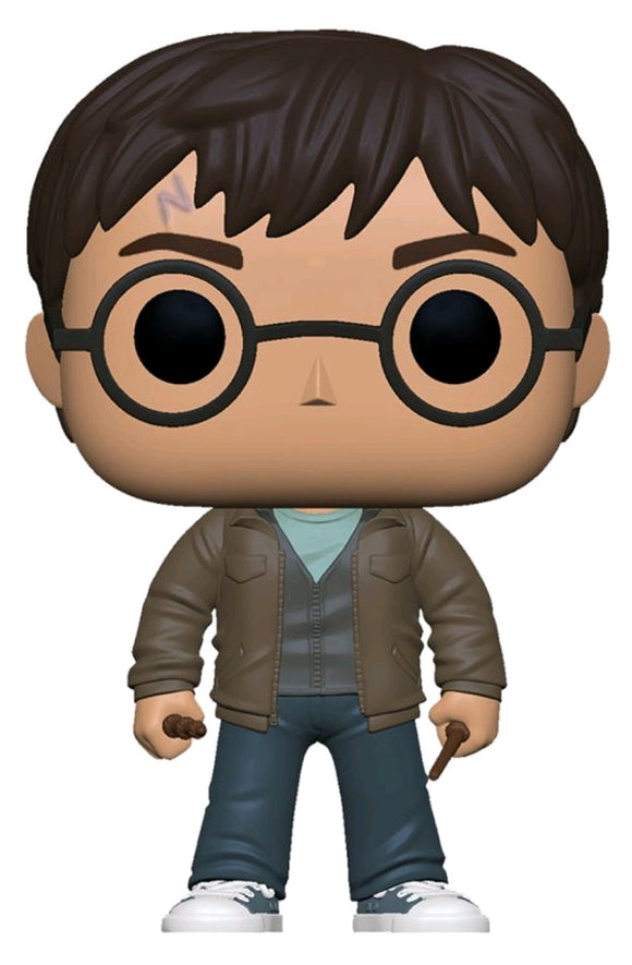 POP! Harry Potter: Harry Two Wands