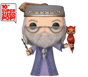 POP! Harry Potter: Dumbledore 10""