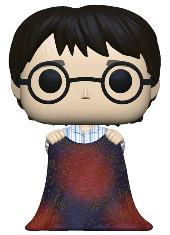 POP! Harry Potter: Harry Invisibility Cl