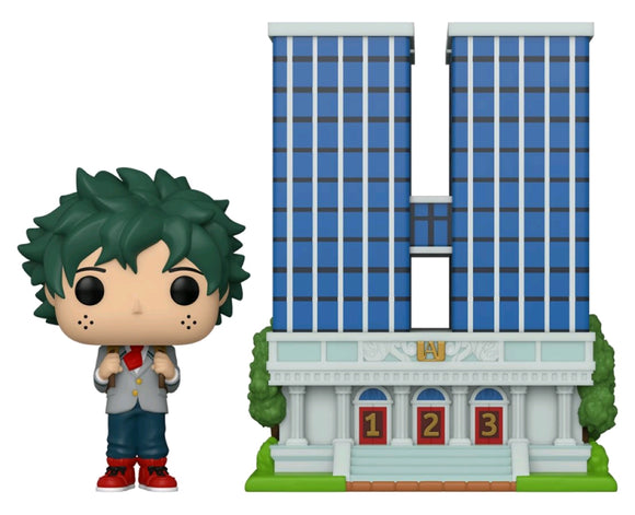POP! My Hero Academia: Deku w/ UA