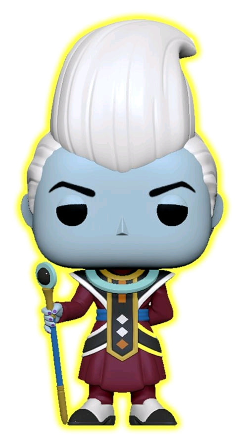 POP! Dragonball Super: Whis Glow