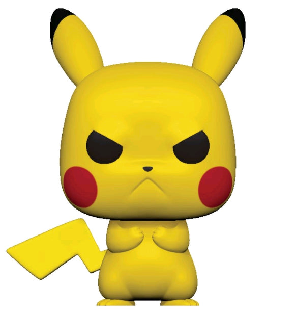 POP! Pokemon: Pikachu Angry