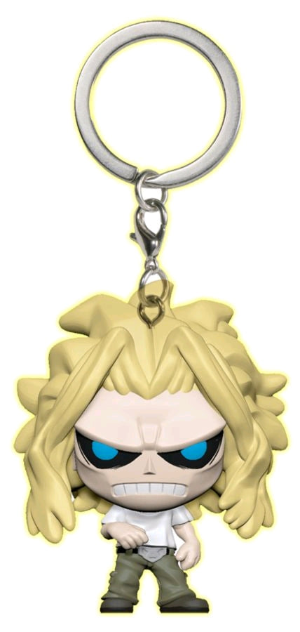 POP! Keychain: MHA All Might W Gw