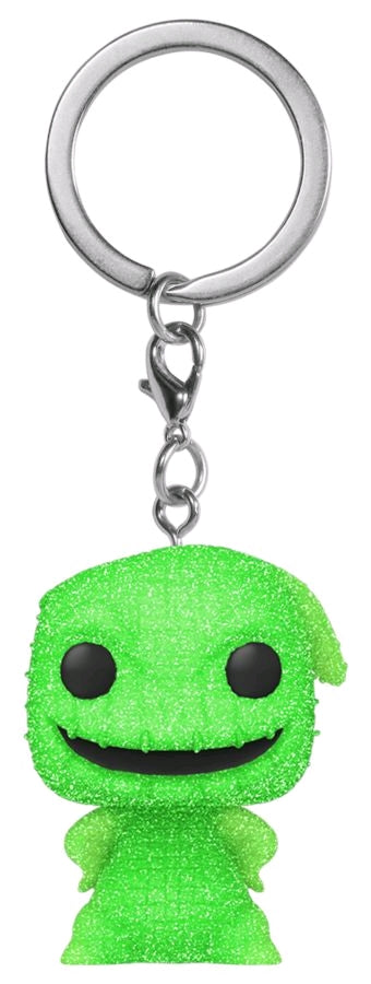 POP! Keychain: NBX Oogie Boogie Diamond