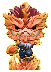 POP! My Hero Academia: Endeavor Glow