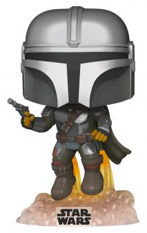 POP! SW Mandalorian: MandoFlying E!