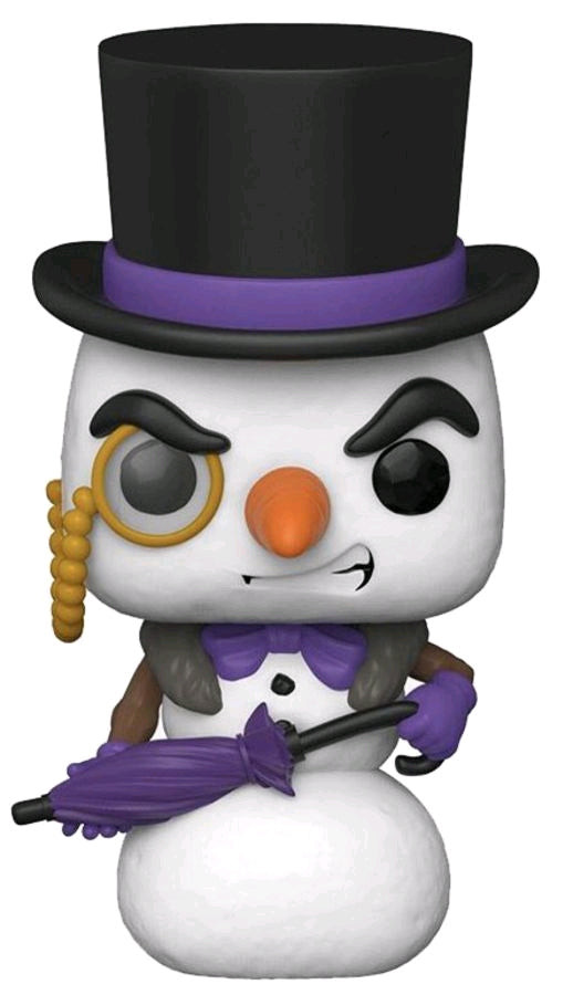 POP! Batman: Penguin Snowman Holiday