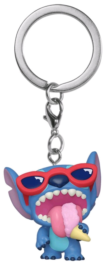 POP! Keychain: Lilo&Stitch Summer Stitch