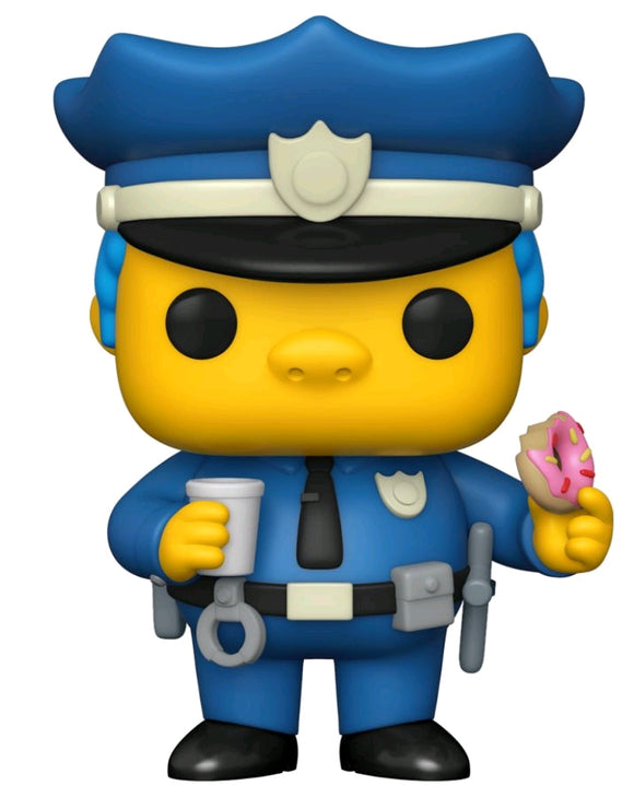 POP! The Simpsons - Chief Wiggum