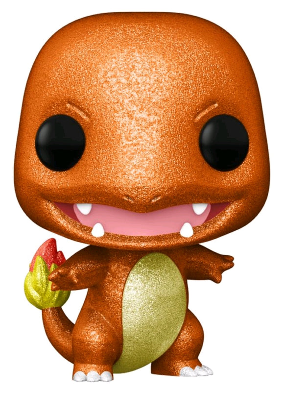 POP! Pokemon: Charmander DGL EC21