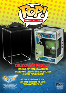 POP! Protector Acryllic Box