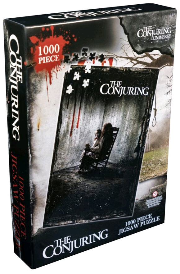 Conjuring: Conjuring 1000pc Puzzle