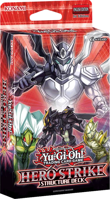 YuGiOh! Hero Strike [SD]
