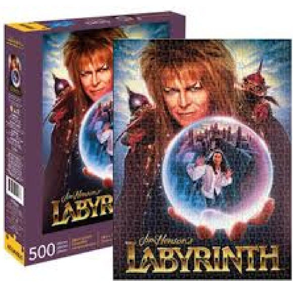Labyrinth: Movie Poster Jigsaw