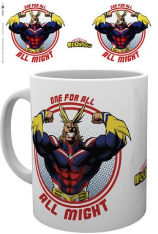 MUG: My Hero Academia - All Might
