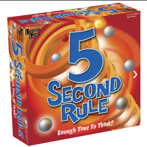 5 Second Rule