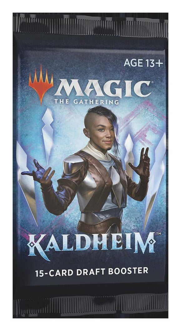 Magic TG: Kaldheim Draft Booster