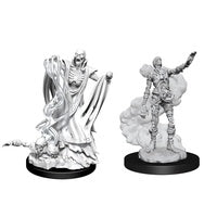 D&D Figure: Lich & Mummy Lord