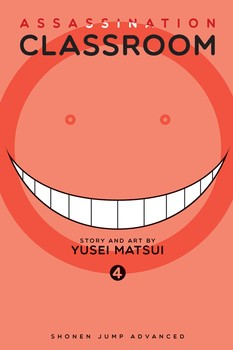 Assassination Classroom: Vol. 04