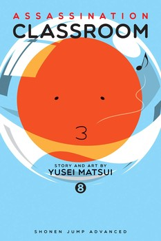 Assassination Classroom: Vol. 08