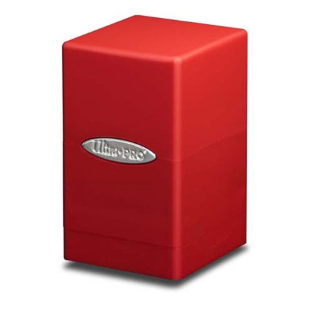 Deck Box Tower: Red