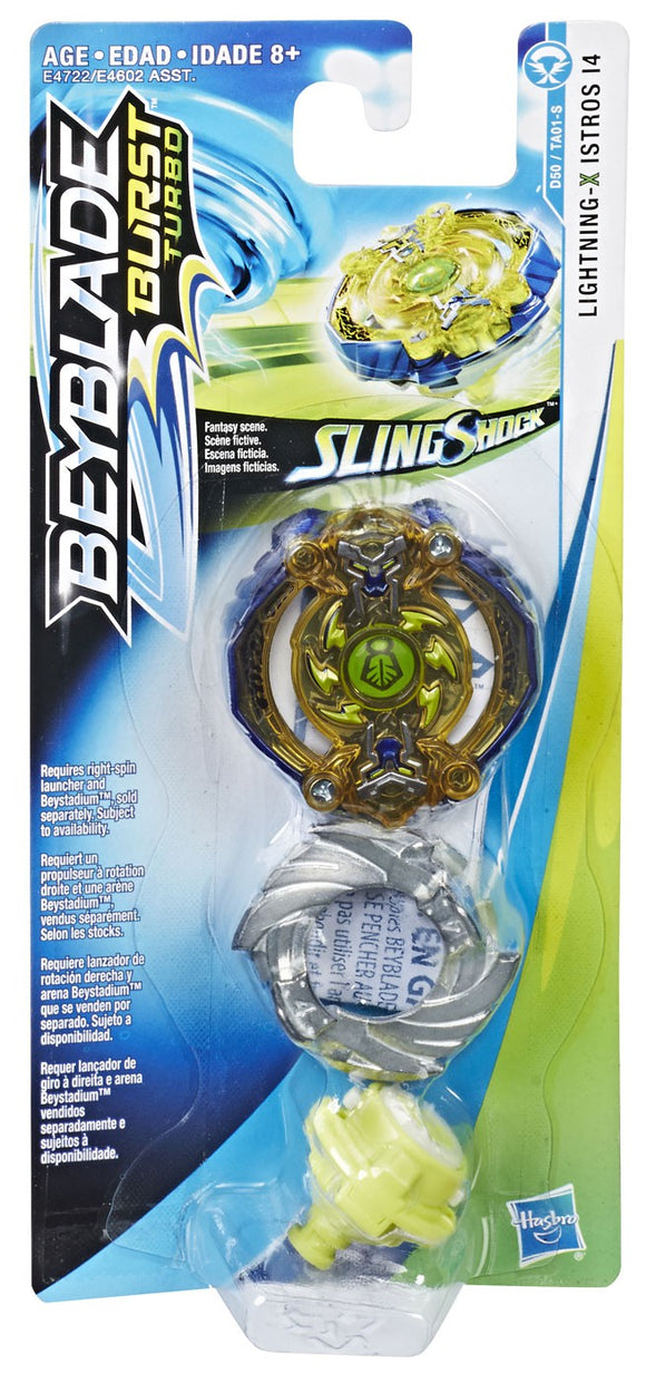 Beyblade: Slingshot Single Lightning
