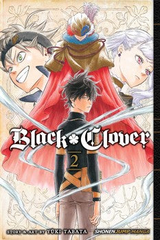 Black Clover: Vol 02