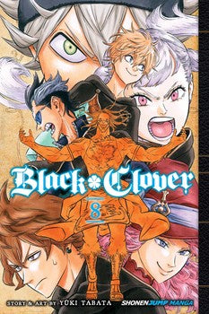 Black Clover: Vol 08