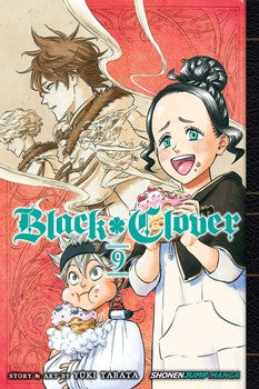 Black Clover: Vol 09
