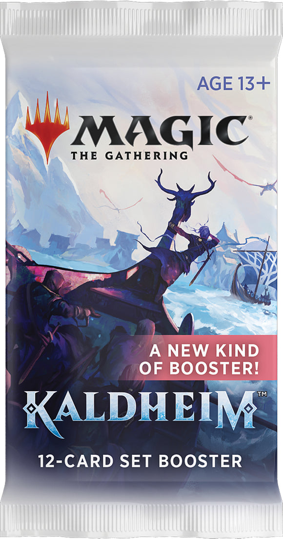 Magic TG: Kaldheim Set Booster