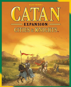 Catan - Cities & Knights Board Game EXP