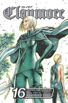 Claymore: Vol. 16