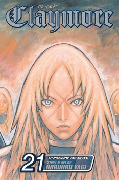 Claymore: Vol. 21