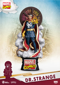D Stage: Marvel Comics - Dr Strange