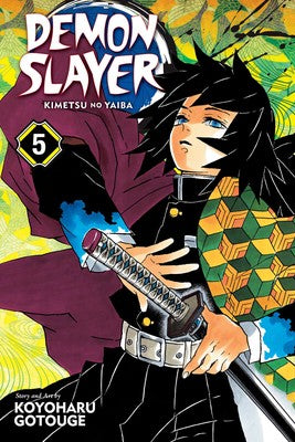 Demon Slayer: Kimetsu no Yaiba Vol. 05