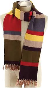 Dr Who: 4th Doctor 6ft Scarf