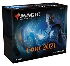 Magic TG: Core 2021 Bundle