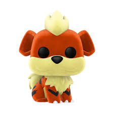 POP! Pokemon: Growlithe Flocked NY20