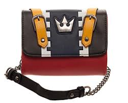 Kingdom Hearts: Sora Cosplay Bag