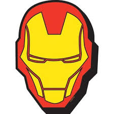 Magnet: Iron Man Icon