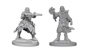 Pathfinder Figure: Human Male Wizard