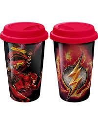 Justice League M: Flash Travel Mug