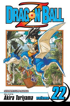 Dragon Ball Z: Vol. 22