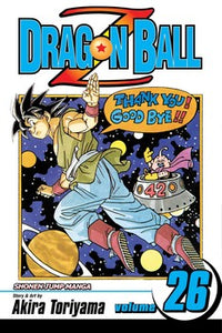 Dragon Ball Z: Vol. 26